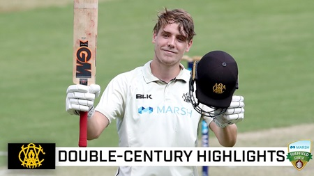 Full highlights of Green's career-best 251