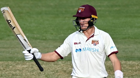 Labuschagne hits top form but falls eight short of ton