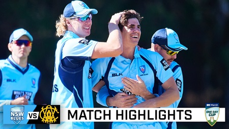 Edwards, bowlers guide NSW to another one-day title