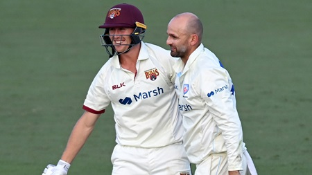 Lyon, Labuschagne reflect on gripping Shield duel