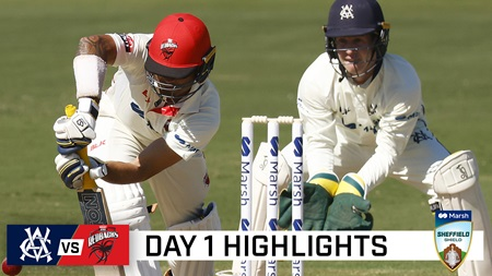 Redbacks bats fail to capitalise on opening day