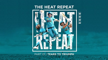 The Heat Repeat | Part One: Tears to Triumph