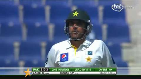 Misbah-scores-fastest-fifty-ever-still