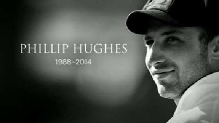 Special tribute to Phillip Hughes