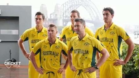 Australia's World Cup squad announced