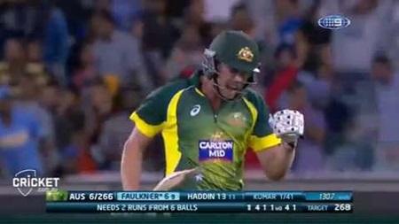 Highlights: Australia innings, MCG