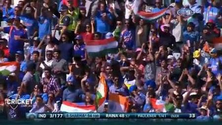 Highlights: India innings, MCG