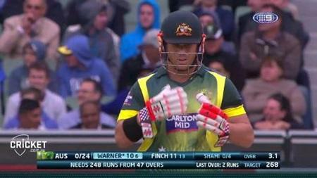 Extended Highlights: Australia v India, MCG