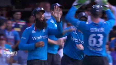 Highlights: England v India, Gabba