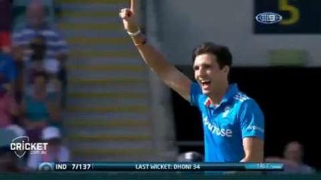 Extended Highlights: England v India, Gabba