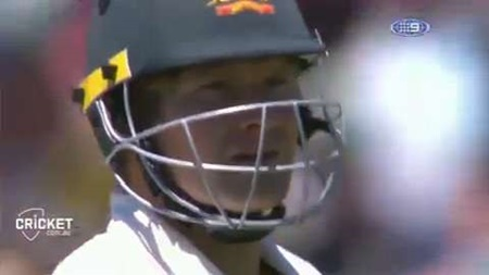 Fourth Test, day two, first session highlights