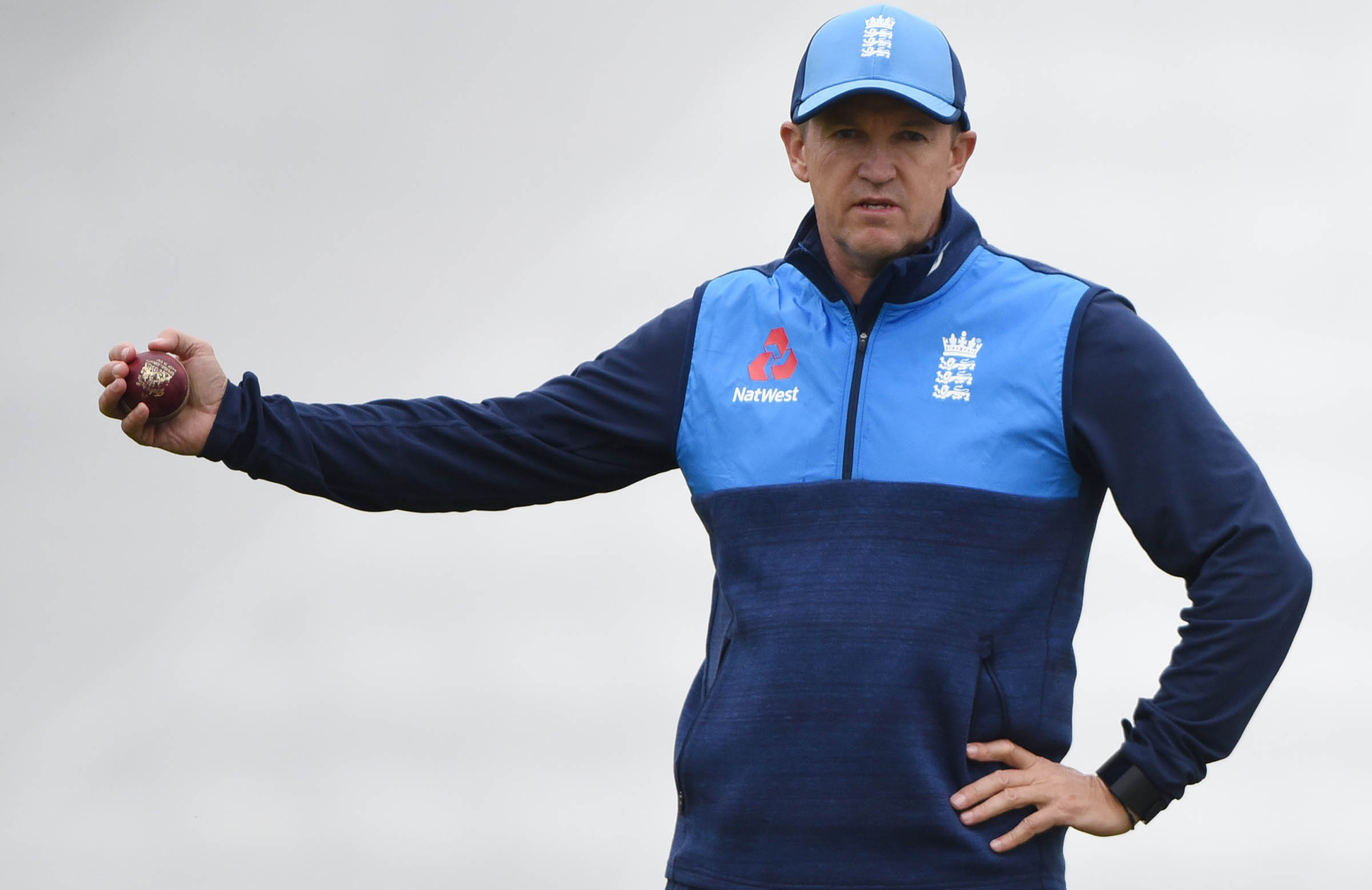 Former England coach Andy Flower is set to coach the World XI next month / Getty