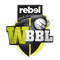 Series Rebel WBBL Logo New, Live Cricket Streaming