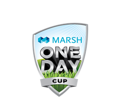 Marsh One-Day Cup 2019