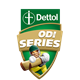 Dettol ODI Series v India