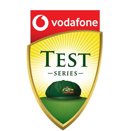 Vodafone Test Series v India
