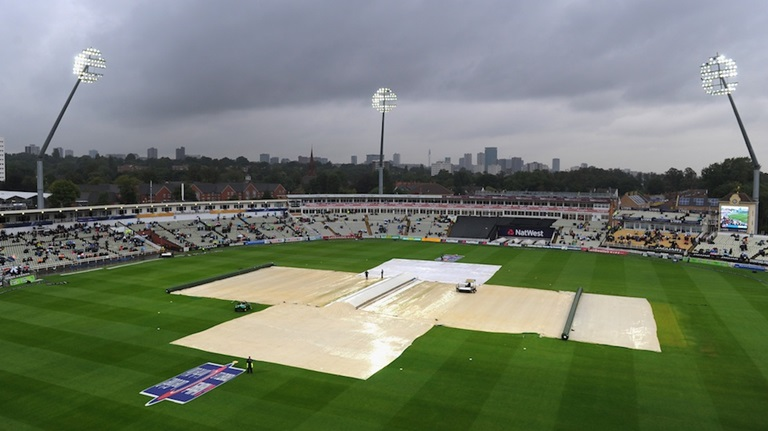 Edgbaston wash out