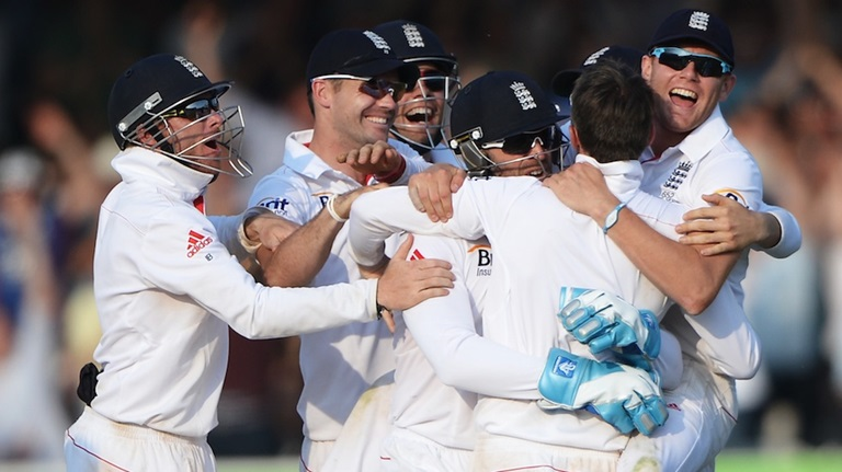 England win Ashes