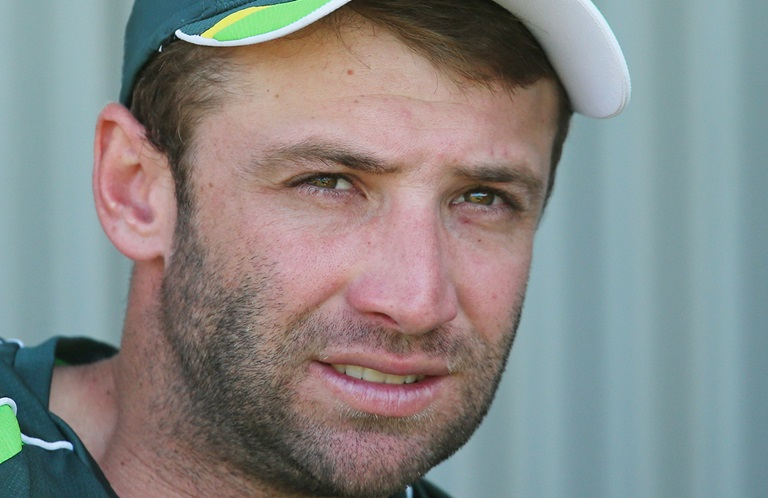 Tributes pouring in for Phil Hughes // Getty Images