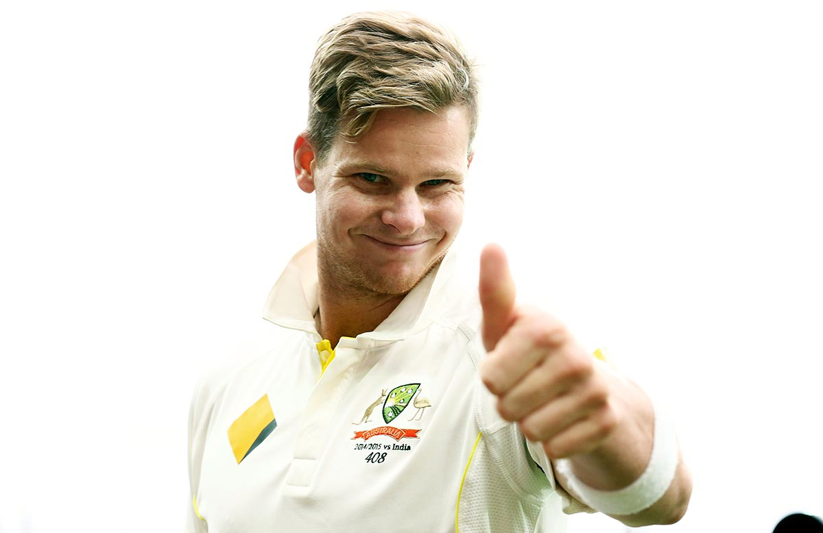 Smith To Captain Australia For Test Series Against India