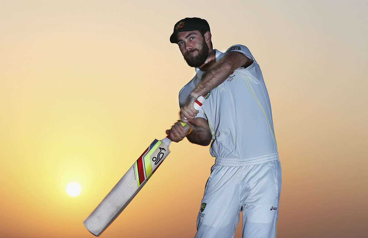 Glenn Maxwell // Getty Images