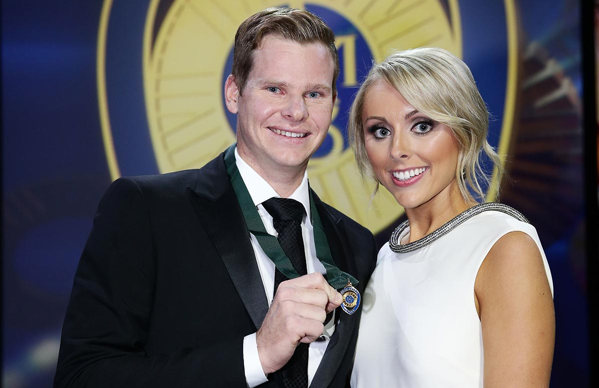 Allan Border Medal: Smith Collects First Allan Border Medal