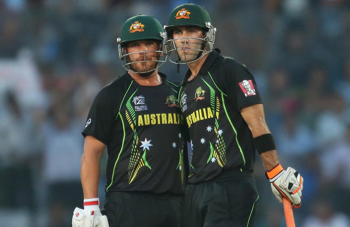 Finch, Maxwell to join Gillespie in Yorkshire