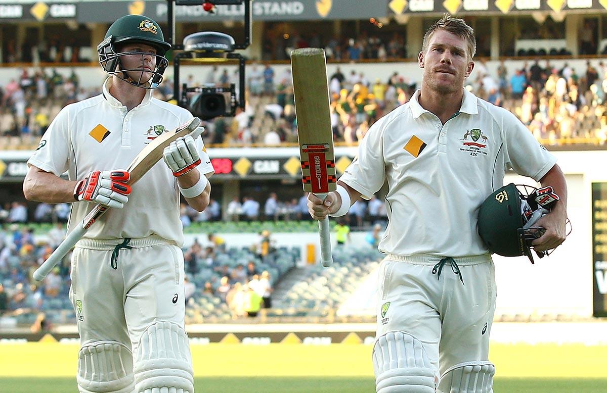 Warner, Williamson achieve career highs