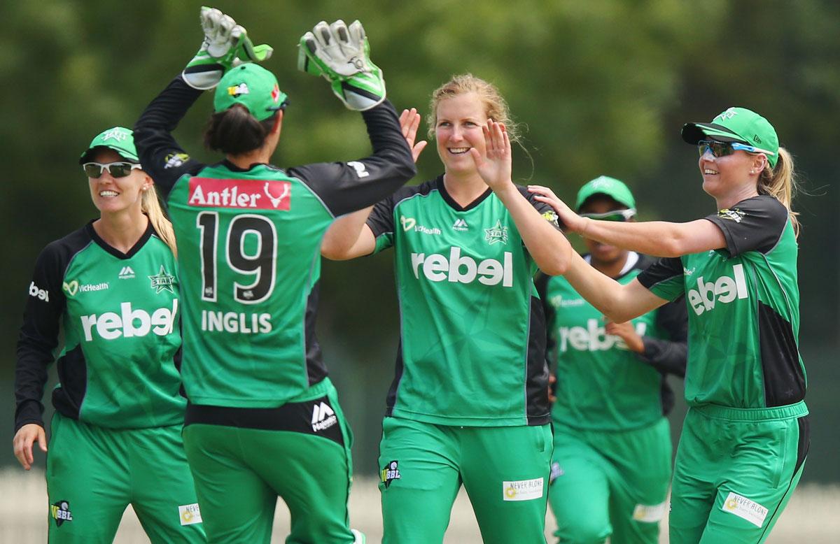 Super Stars make WBBL history | cricket.com.au
