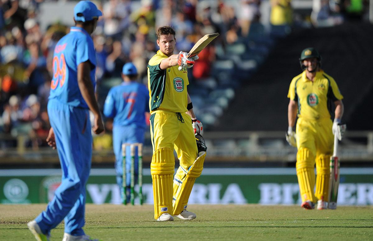 Super Smith Leads Australia Home Cricket Com Au