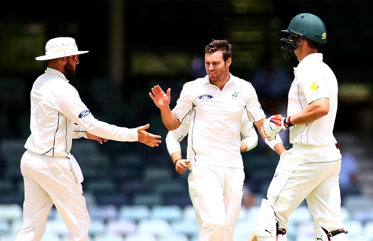 Marsh says NZ can replace the injured Bracewell