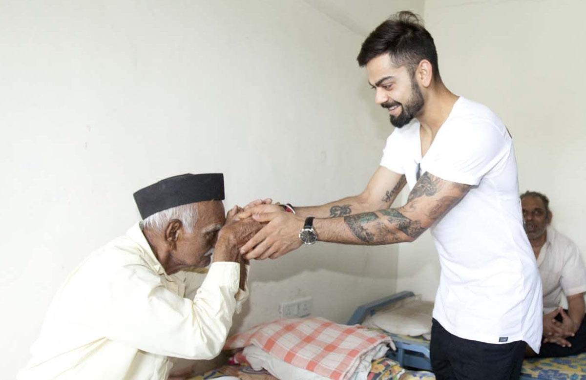 Virat Kohli Tattoo Www Topsimages Com