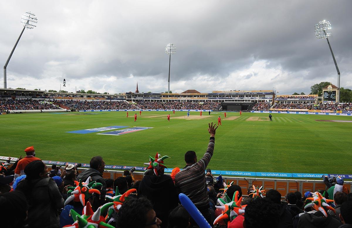 ICC Reveals Champions Trophy Schedule