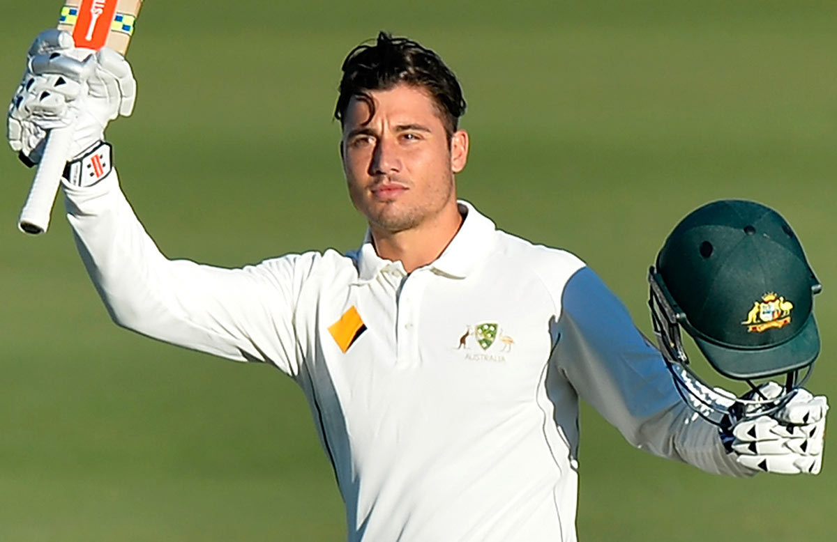 Stoinis ton leads the A team