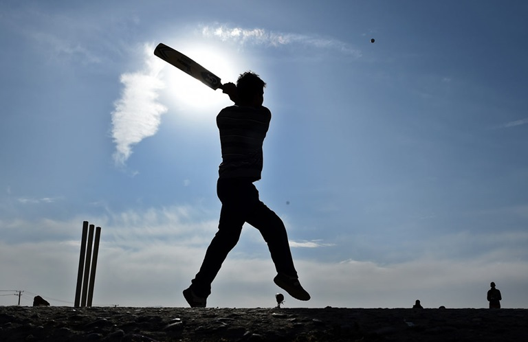 Cricket player // Getty Images