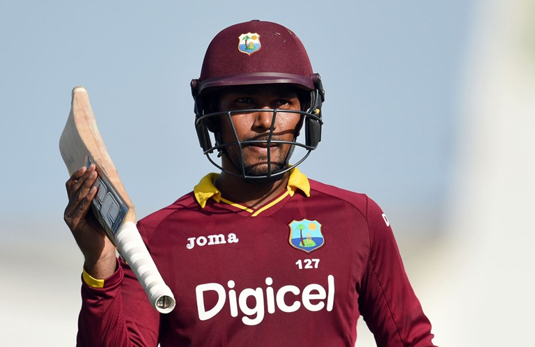 Denesh Ramdin has taken out his frustration on social media // Getty Images