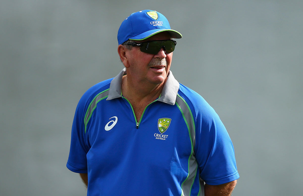 National selector Rod Marsh // Getty