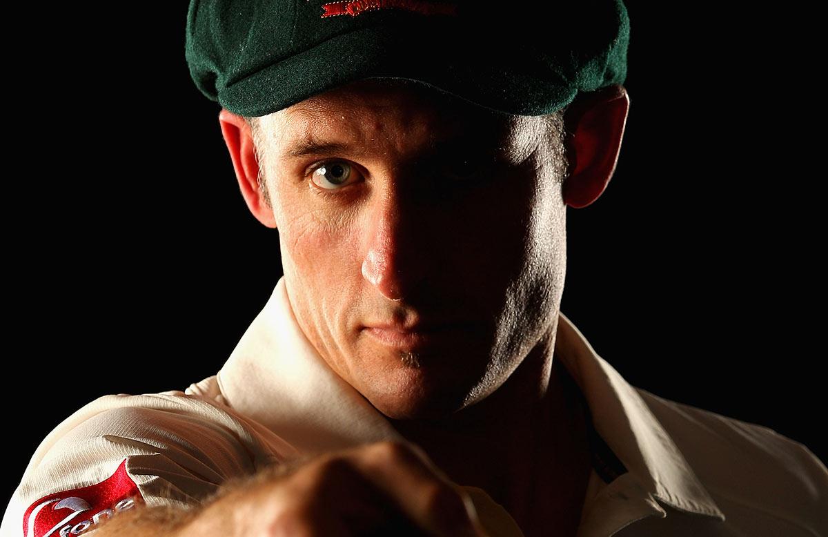 Hussey Proving Ideal Mentor Burns Cricket Com Au