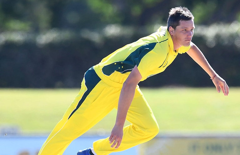 Tremain in action for Australia A // Getty