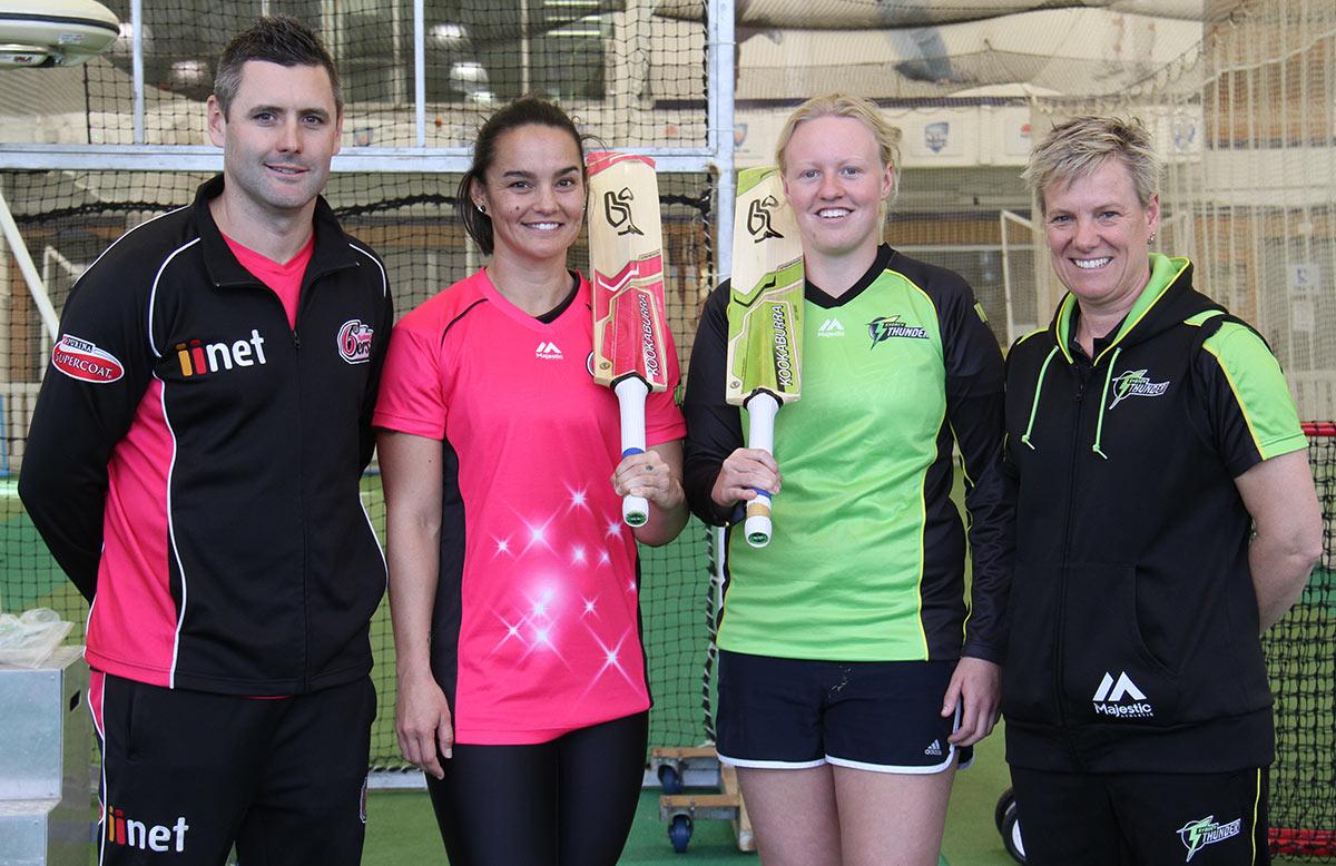 WBBL clubs sign FutureStars | cricket.com.au