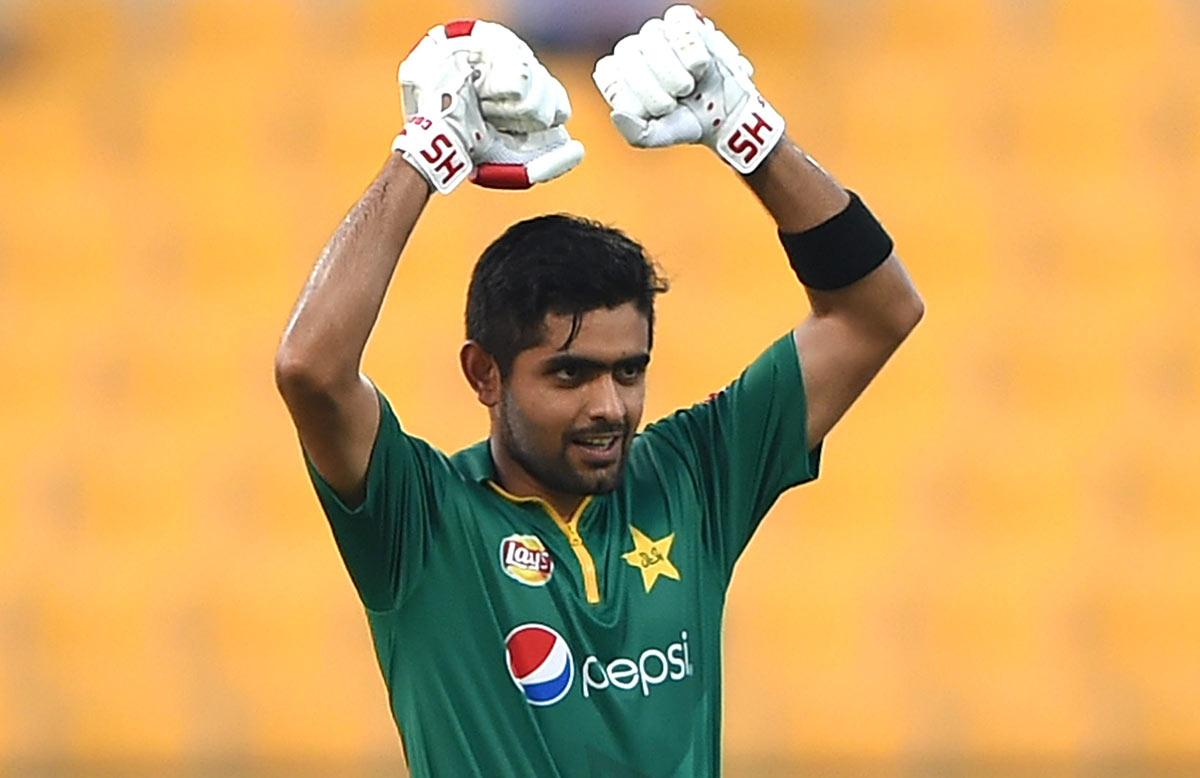 Babar azam karachi kings player