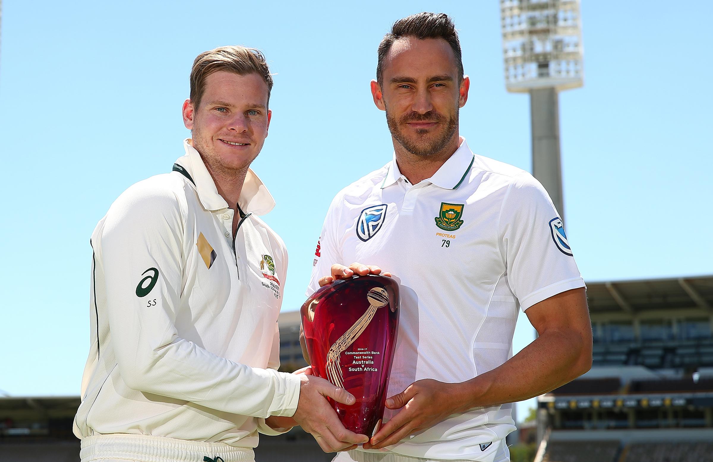 Rivals set for fiery Test showdown