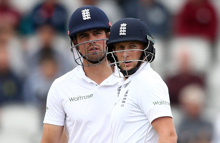 Who will be England captain for the Ashes next summer? // Getty