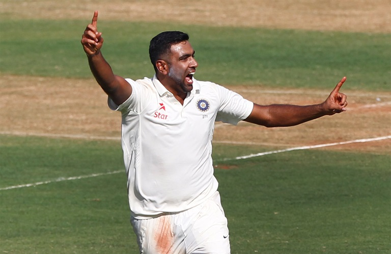 Ashwin again proved England's tormentor // BCCI