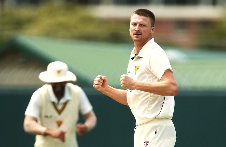 Bird starred on day four for the Tigers // Getty