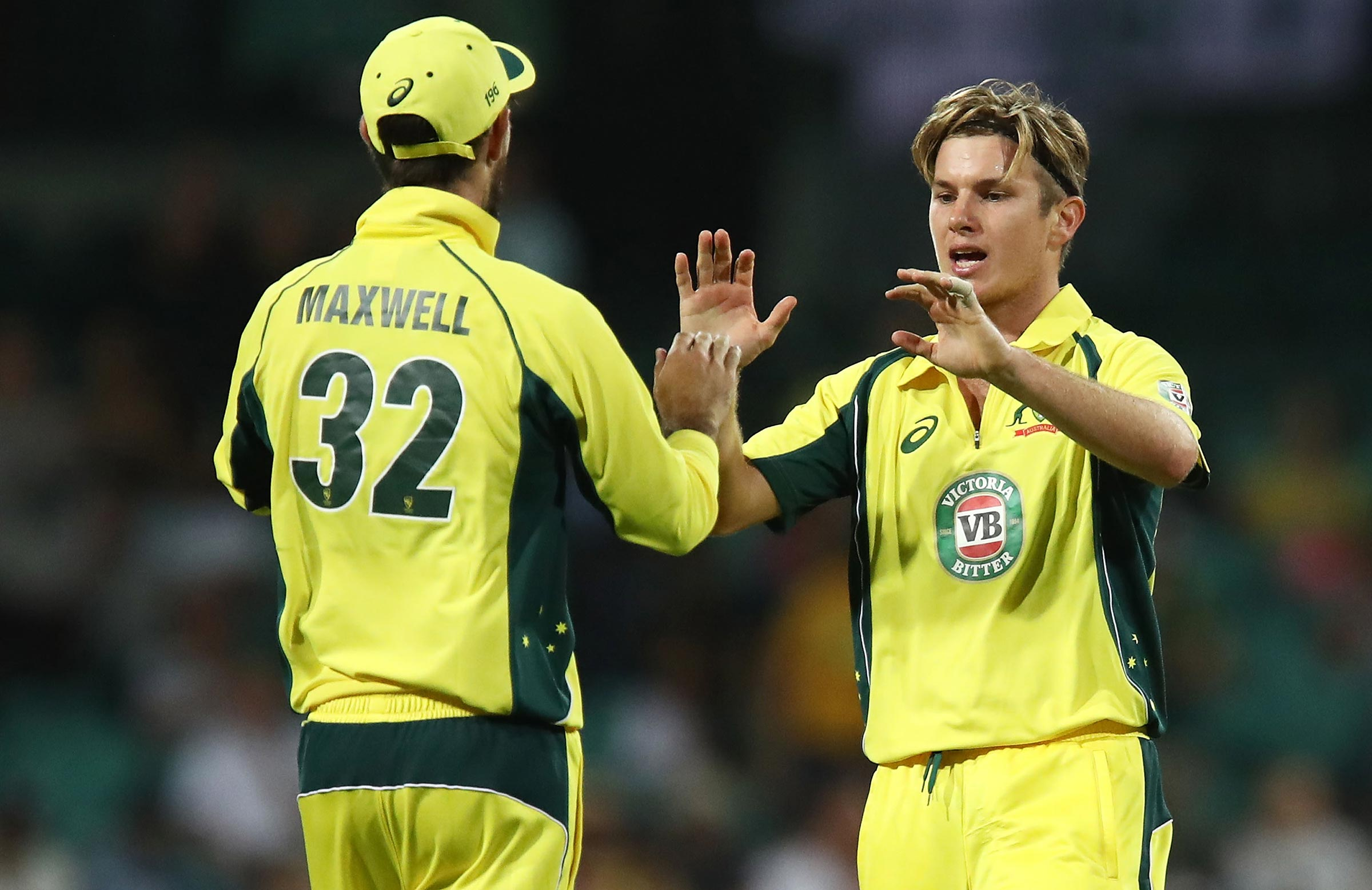 Australia cruise to series sweep