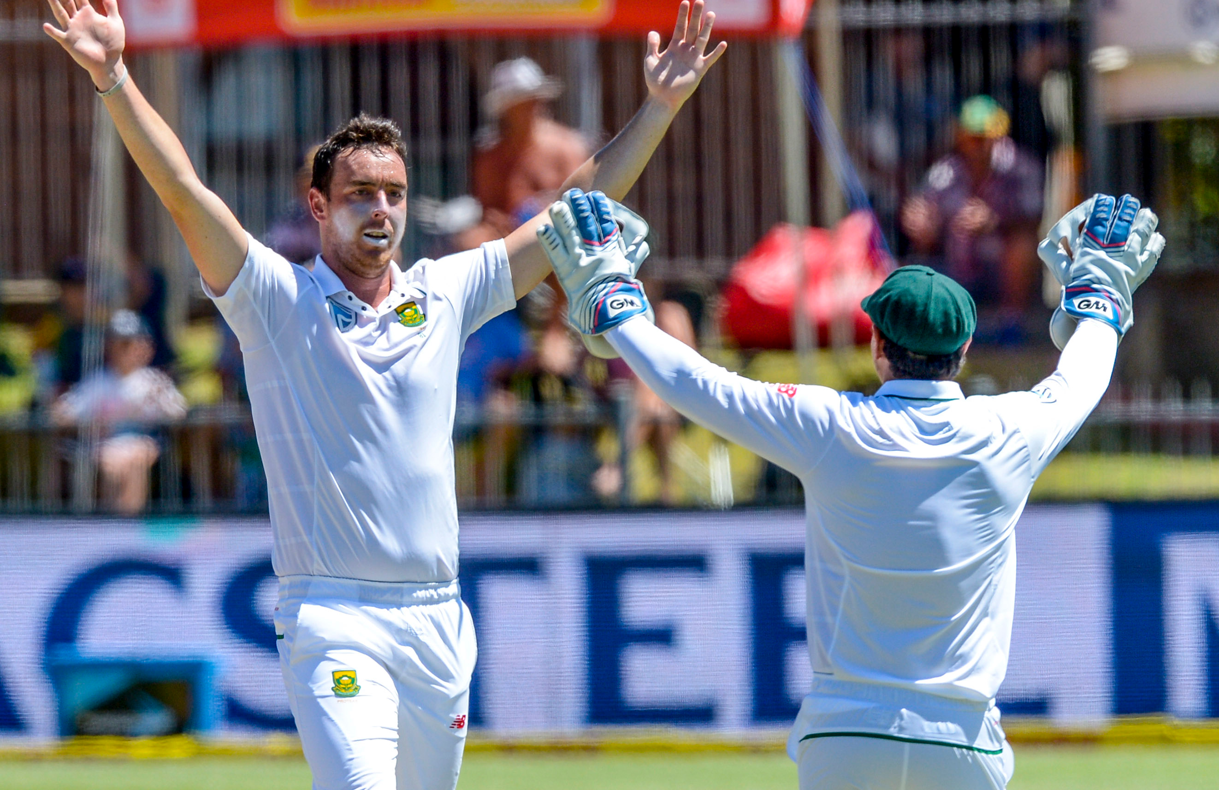 Kyle Abbott signs Kolpak deal with Hampshire, ends South Africa career