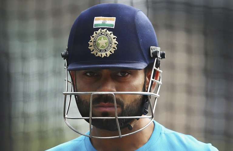Virat Kohli has been named captain of india // Getty Images