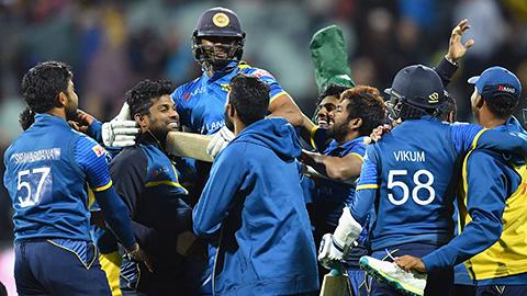 Quick wrap: Gunaratne steals miracle T20I win