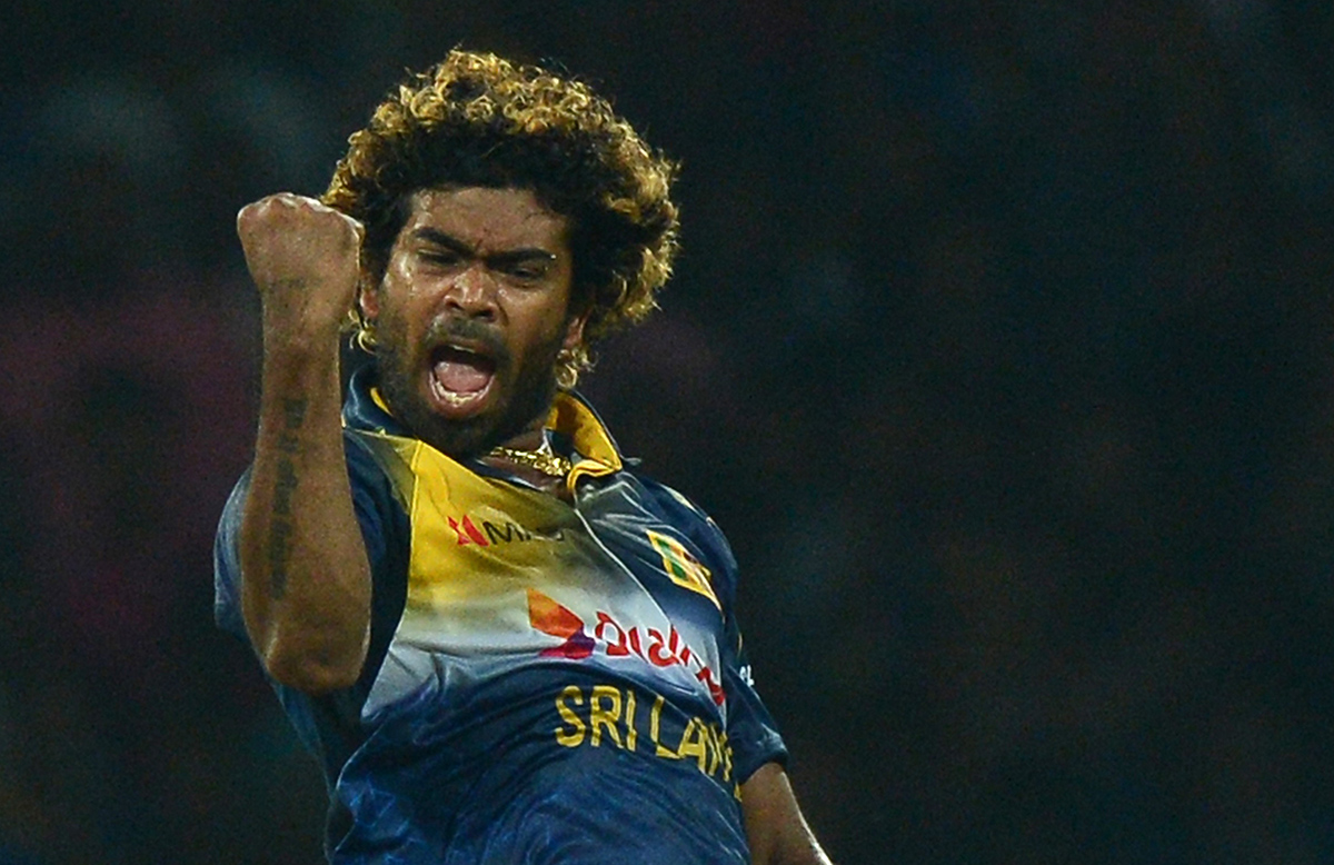 Lasith Malinga included in the squad for Sri Lanka // Getty